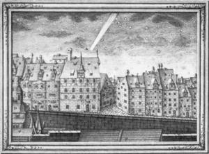 C/1769 P1 - Image: Comet 1769 Nuremberg