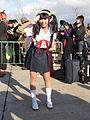 Comiket 83 - Mayoi Hachikuji cosplay.JPG