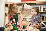 Commando Santa visits the Hurlburt Field library 121201-F-RS318-030.jpg