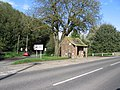Compton Bus Stop - geograph.org.uk - 267390.jpg