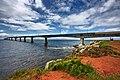 Confederation Bridge - HDR (7995236840).jpg