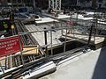 Construction around the old Westinghouse building, at Soho and King, 2017 05 18 -ah (34586611182).jpg
