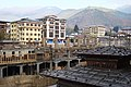Construction downtown Thimphu - Bhutan - panoramio.jpg