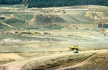 Construction of Kielder Reservoir Northumberland.jpg