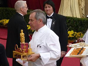 Wolfgang Puck - Wolfgang Puck at the 2009 Academy Awards