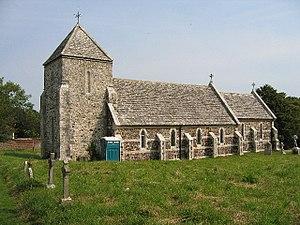 Coombe Keynes - Image: Coombe Keynes Parish Church geograph.org.uk 82686