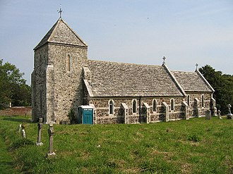 Coombe Keynes - Image: Coombe Keynes Parish Church geograph.org.uk 82686