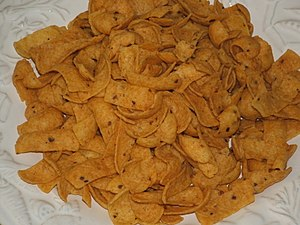 Corn chips (Fritos)