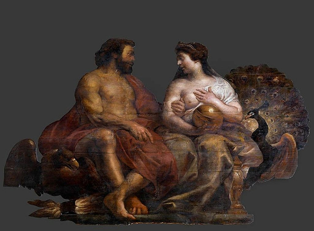 Cornelis de Vos - Jupiter and Juno.jpg