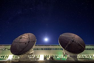 Interferometry - ALMA is an astronomical interferometer located in Chajnantor Plateau