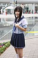 Cosplayer of Manaka Takane 20091231 1.jpg