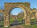 Cothelstone Manor and gateway - geograph.org.uk - 1075313.jpg