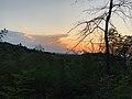 Coucher de soleil sur les coteaux de Pamiers.jpg