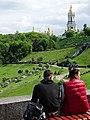 Couple by Unknown Soldier Memorial - Kiev - Ukraine (26937513802).jpg