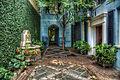 Courtyard at Rainbow Row (14963182580).jpg