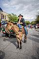 Cowboy, mule?, 6th Street.... SXSW 2012.jpg