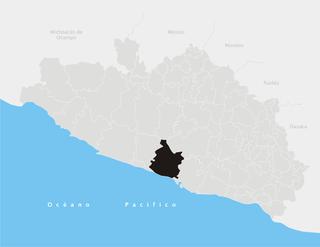 Coyuca de Benítez (municipality) Municipality in Guerrero, Mexico