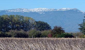 Crêt de la Neige - Le Crêt de la Neige in Thoiry (Ain)