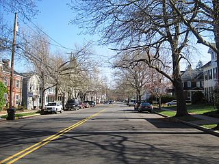 Cranbury, New Jersey Township in New Jersey