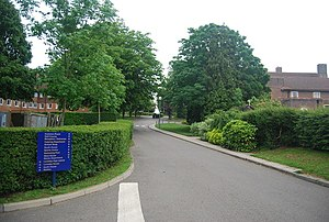 Cranleigh School - School grounds