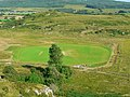 Cricket pitch, Dunadd - geograph.org.uk - 941361.jpg