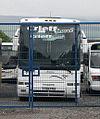 Crieff Travel coach (T798 FRU) 1999 Volvo B10M Plaxton Premiere, Crieff, 6 May 2011.jpg