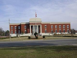 Crisp County, Georgia County in Georgia, United States