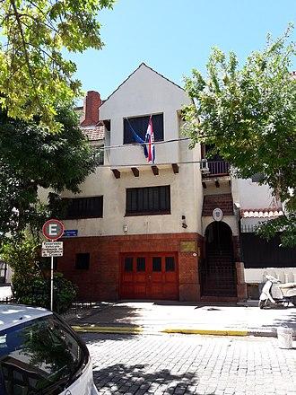 Argentina–Croatia relations - Embassy of Croatia in Buenos Aires