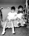 Crown Prince Reza and Princess Farahnaz 1966.png