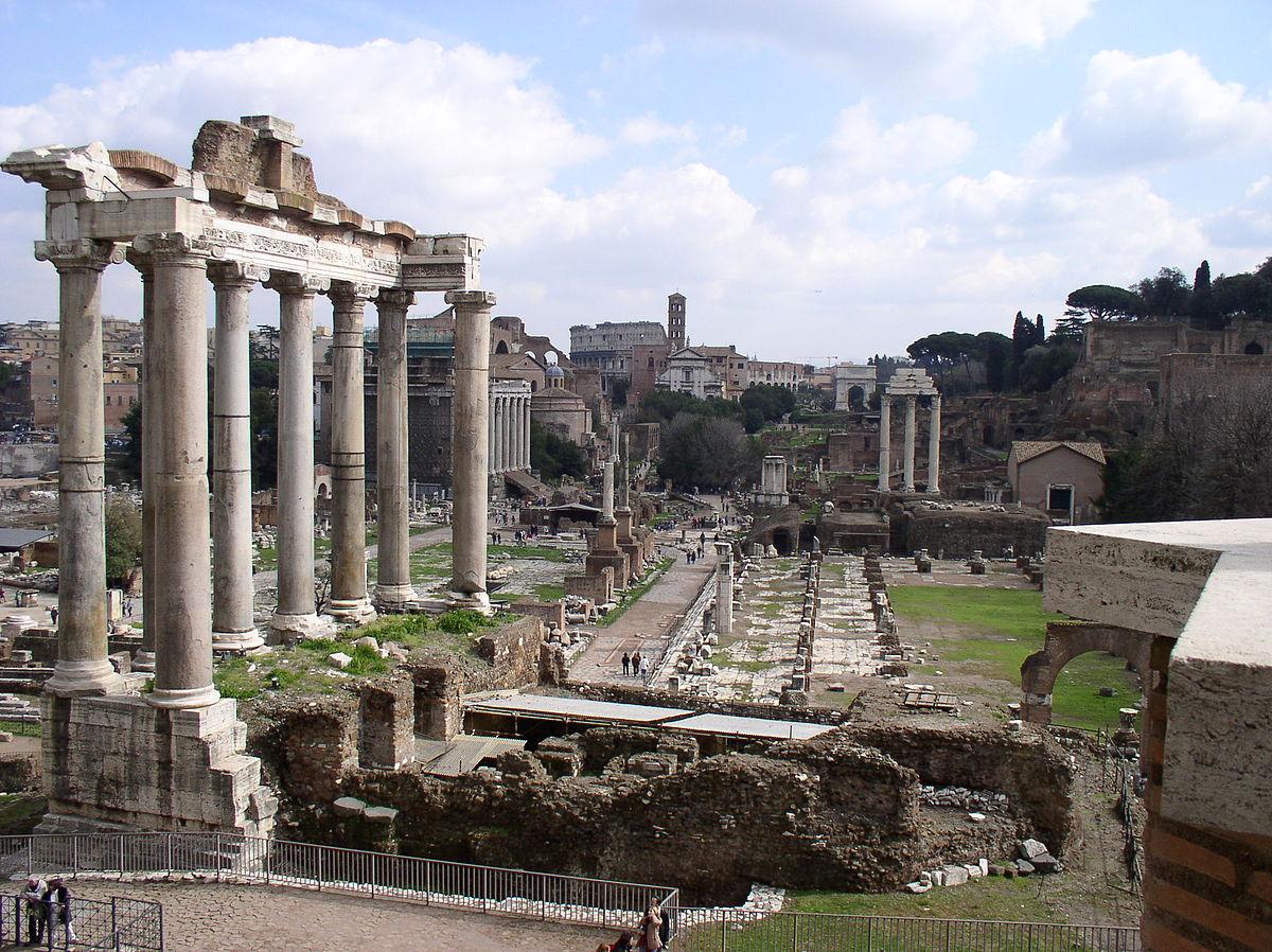 Temple de saturne wikip dia for Inscription d et co
