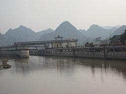 Kết quả hình ảnh cho sông chảy qua yên mô,ninh bình