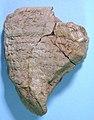 Cuneiform tablet- fragment of a text containing incantations MET vsz86.11.448.jpeg