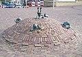 Curious figures Tom Otterness Beelden aan Zee Den Haag.JPG