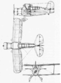 Curtiss SOC Seagull line drawings (with wheels).png