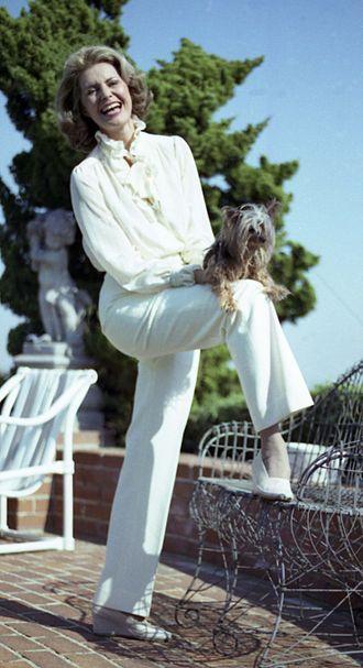 Cyd Charisse - Charisse in 1987, by Allan Warren