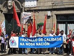 Día do traballo. Santiago de Compostela 2009 90.jpg