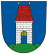 Coat of arms of Dřevohostice