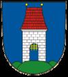 Huy hiệu của Dřevohostice