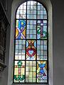 D-NW-Vlotho-Exter - Evangelische Kirche - Seitenfenster 04.JPG