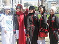 D.Gray-man cosplayers at 2010 NCCBF 2010-04-18 2.JPG