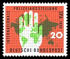 DBP 1956 240 Internationale Polizeiausstellung.jpg