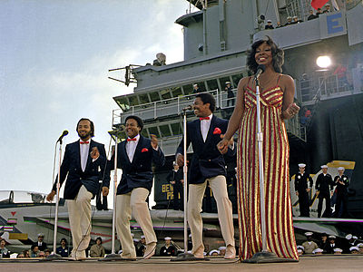 Picture of a band or musician: Gladys Knight & The Pips