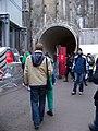 DOD Červený vrch, směr Veleslavín, jižní tunel.jpg
