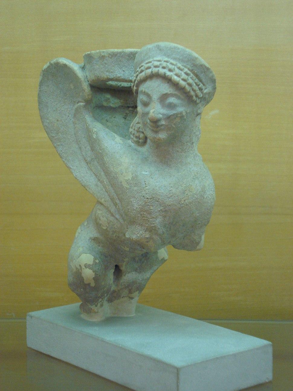 DSC00155 - Sfinge, da Selinunte - Foto di G. Dall'Orto