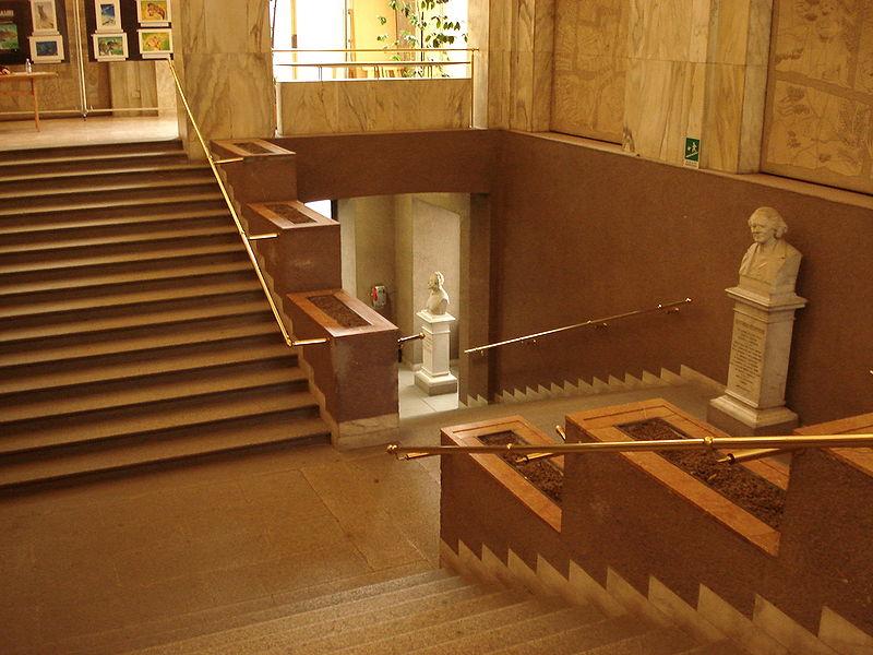 File dsc01693 museo di storia naturale milano scale - Foto di scale ...