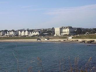 Gyllyngvase - Image: DSCN2150Falmouth Hotel Gyllyngvase