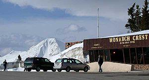 Monarch Pass - Image: DSCN3692 monarchcrest e 600