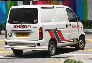 Daihatsu Extol (Singapore market Hijet Gran Ca...
