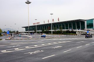 Dalian Zhoushuizi International Airport airport