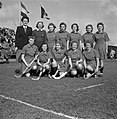 Dames-hockey Nederland tegen Belgie 't 11-tal van Nederland, Bestanddeelnr 902-6370.jpg